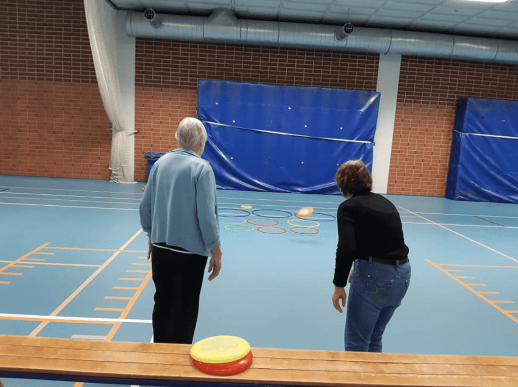 jonge mensen met dementie sport en spel